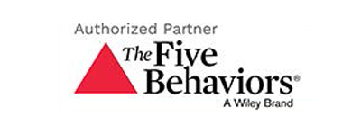 Authorized Partner THE FIVE BEHAVIORS OFA COHESIVE TEAM